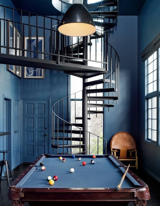 Spiral Staircases High Style Or High Anxiety Wsj | Helical Staircase Structural Design