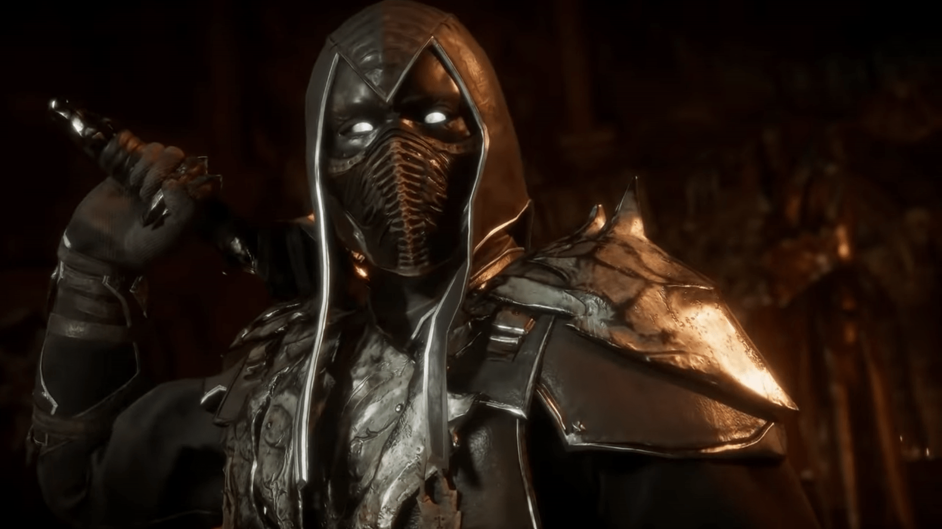 Noob Saibot Has Been Confirmed To Be A Playable Character ...