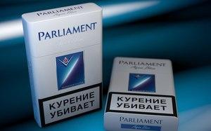 Marka Cigarette Parlamentet