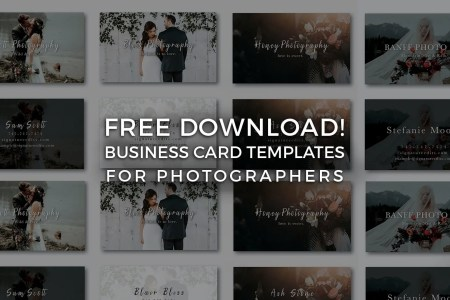 FREE Photographer Business Card Templates    Signature Edits   Edit     Free Photographer Business Card Template PSD download