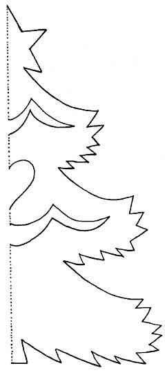 Рождестволық ағаш схемасы