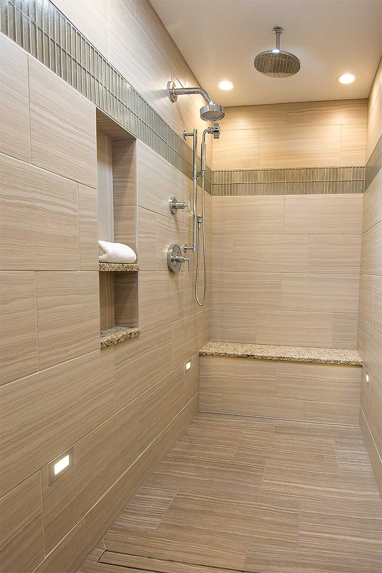 Two Modern Bathroom Renovations Featured On The 2016 Tour