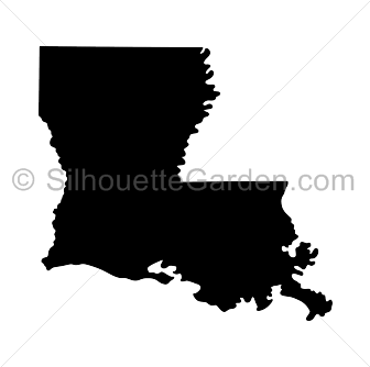 Louisiana Silhouette