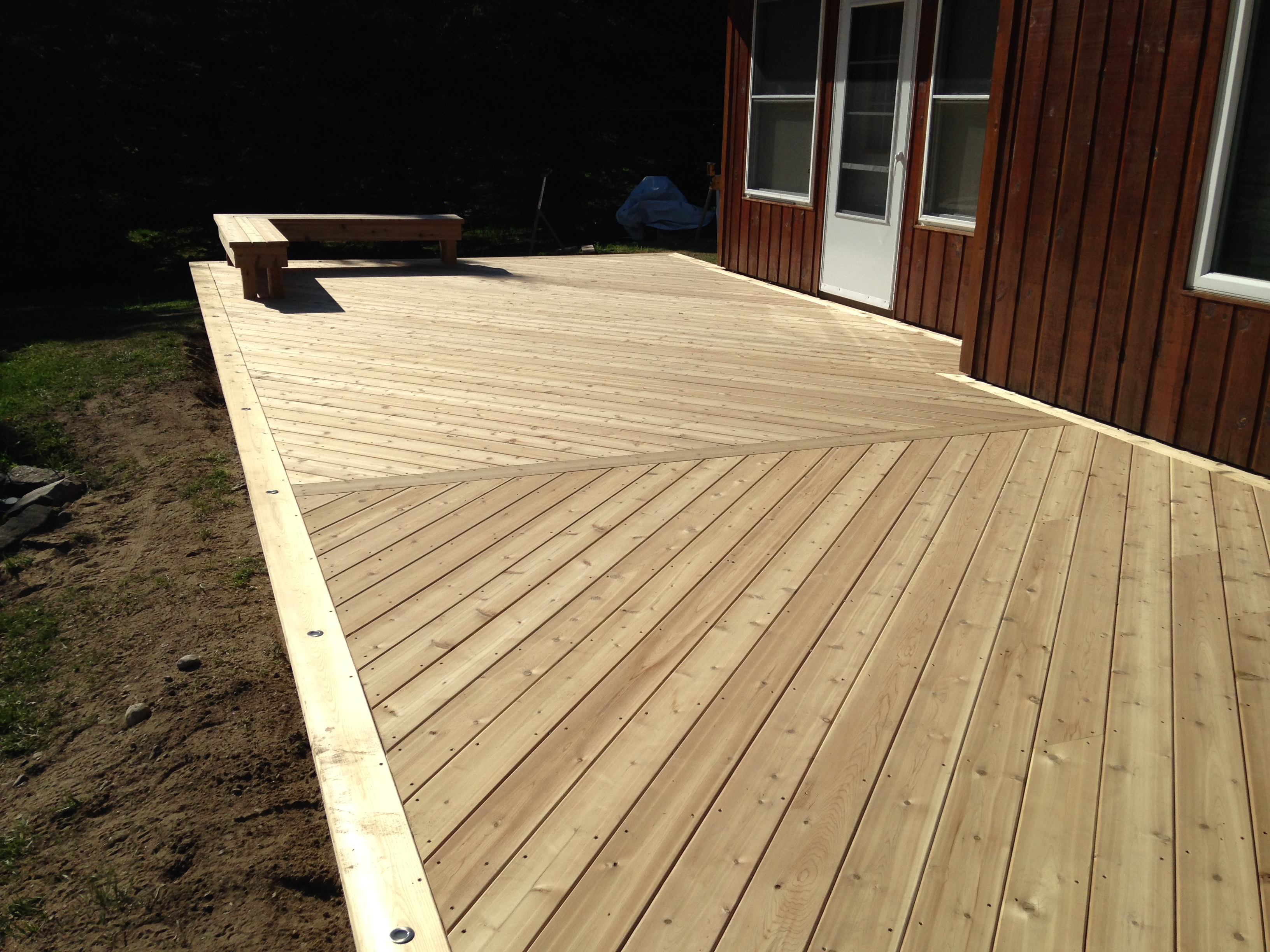 Deck Building Contractor Simcoe Carpentrysimcoe