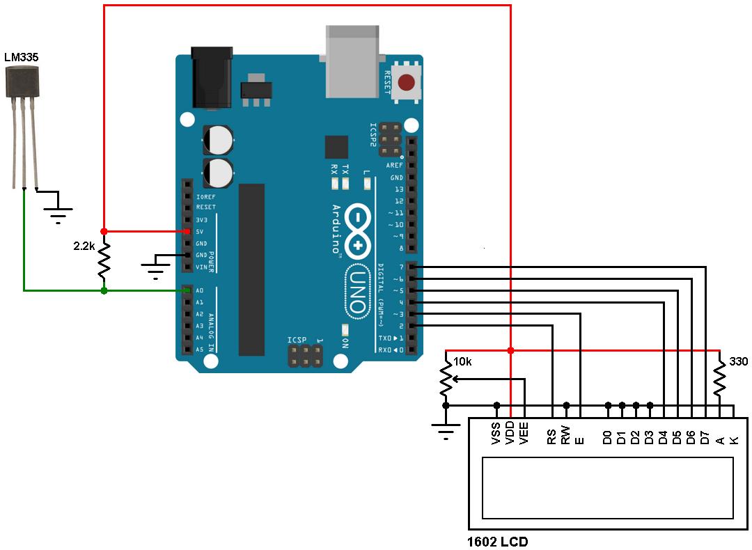 Variable Resistor Circuit