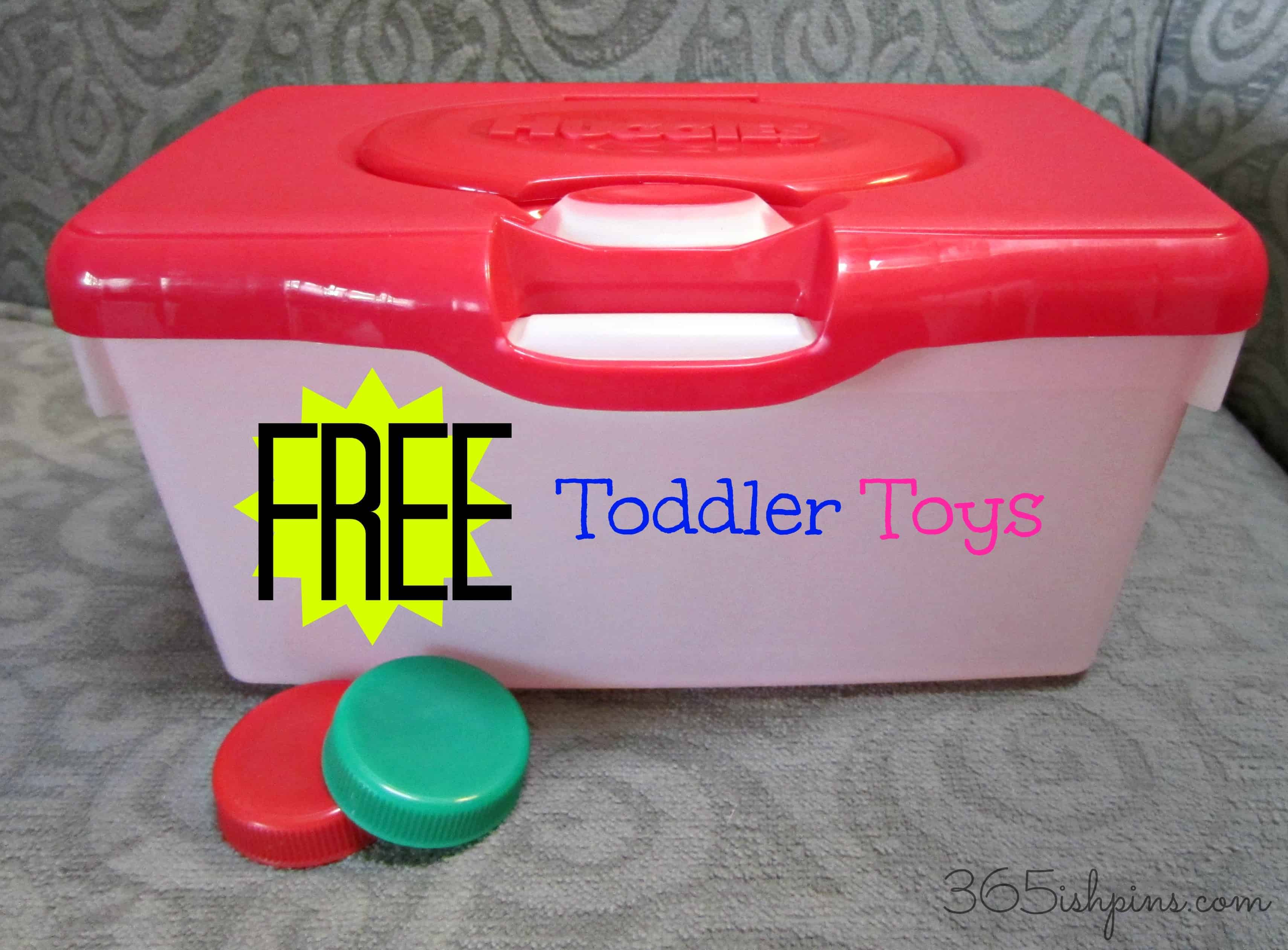 baby wipes box toy
