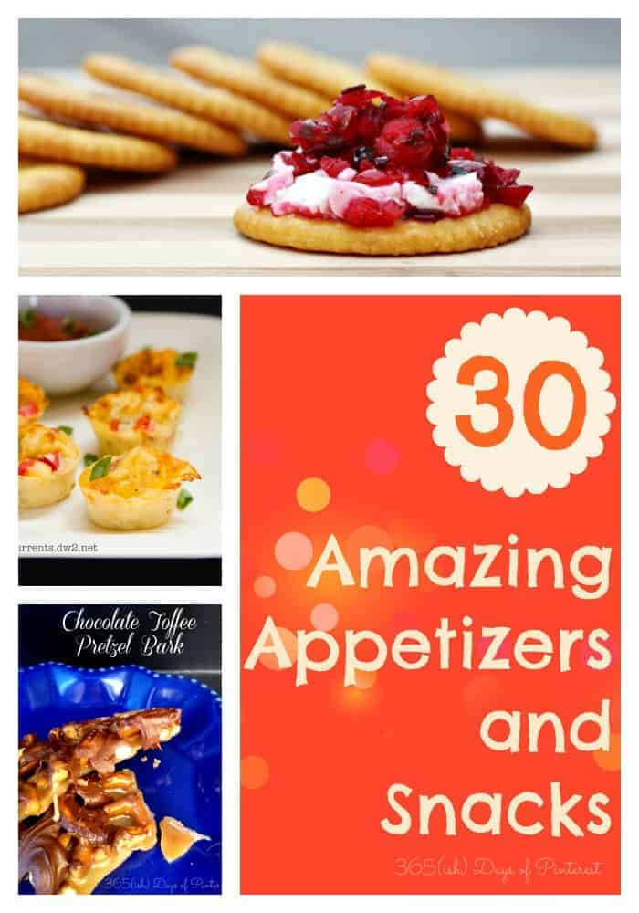 appetizers and snacks roundup