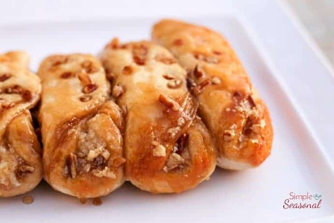 A finalist in the 1978 Pillsbury Bake-Off® Contest, these Maple Cream Coffee Treats have a sweet, sticky outside and a creamy, decadent filling. They would be perfect for a holiday breakfast!