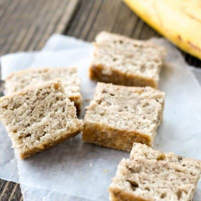 Use up those overripe bananas without heating up the whole house! Crockpot Express Banana Bread is ready in about half the time of a normal loaf, and tastes great.