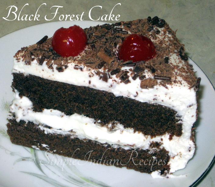 Easy Black Forest Cake Recipes Dishmaps