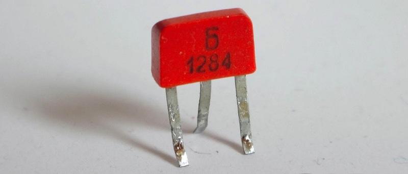 Transistor KT315.