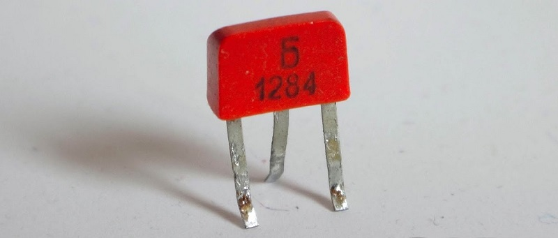 Transitor KT315.