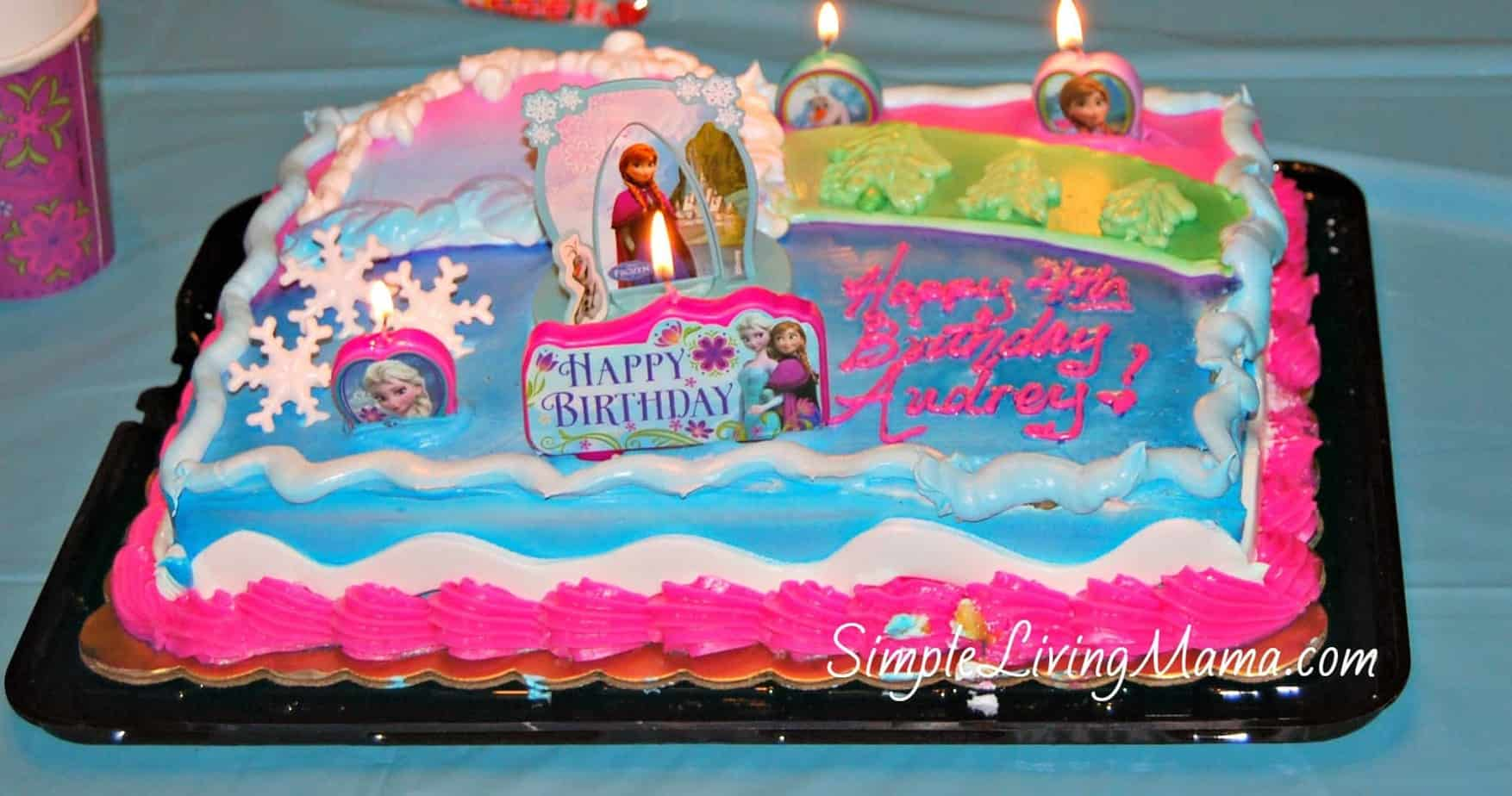 Walmart Cake Birthday Potter Harry