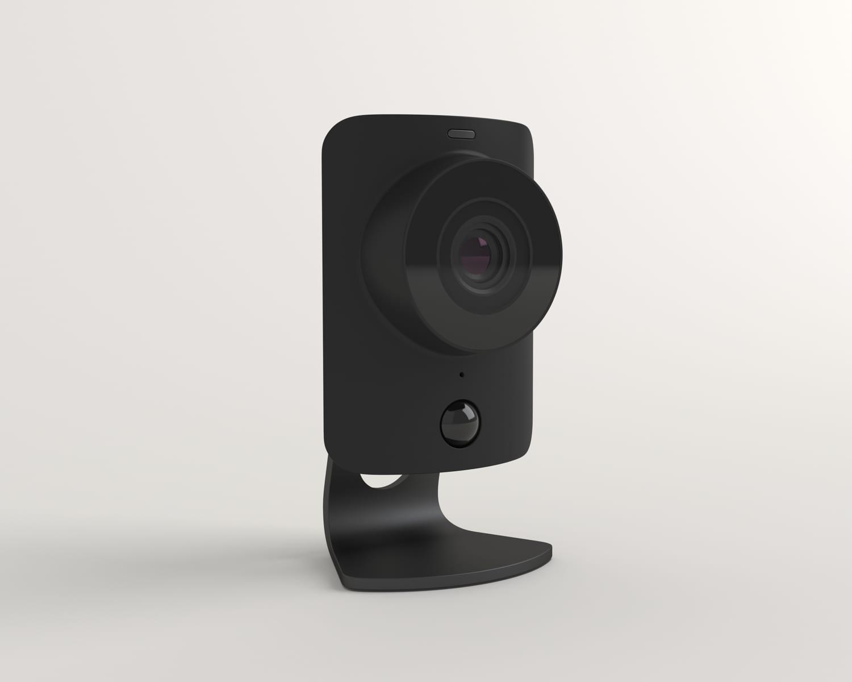 Burglar Alarm Camera