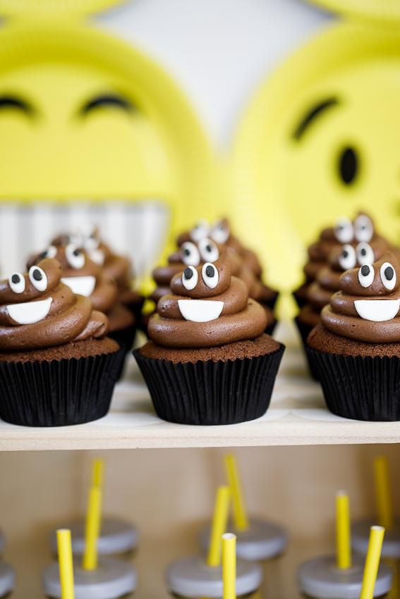 Emoji Birthday Party Simply Delicious