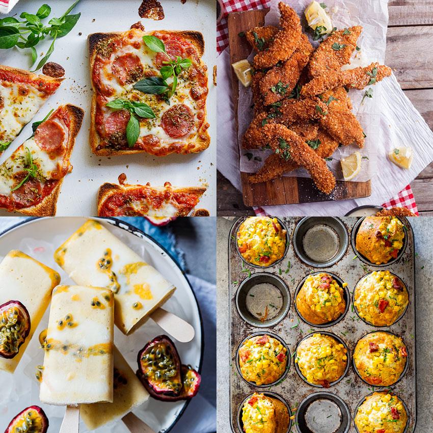 delicious healthy snacks - 850×850