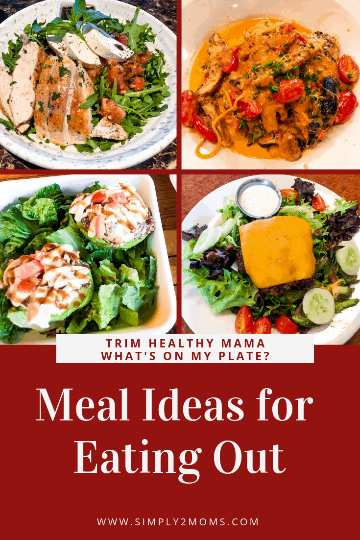 Dinner Ideas Eating Out