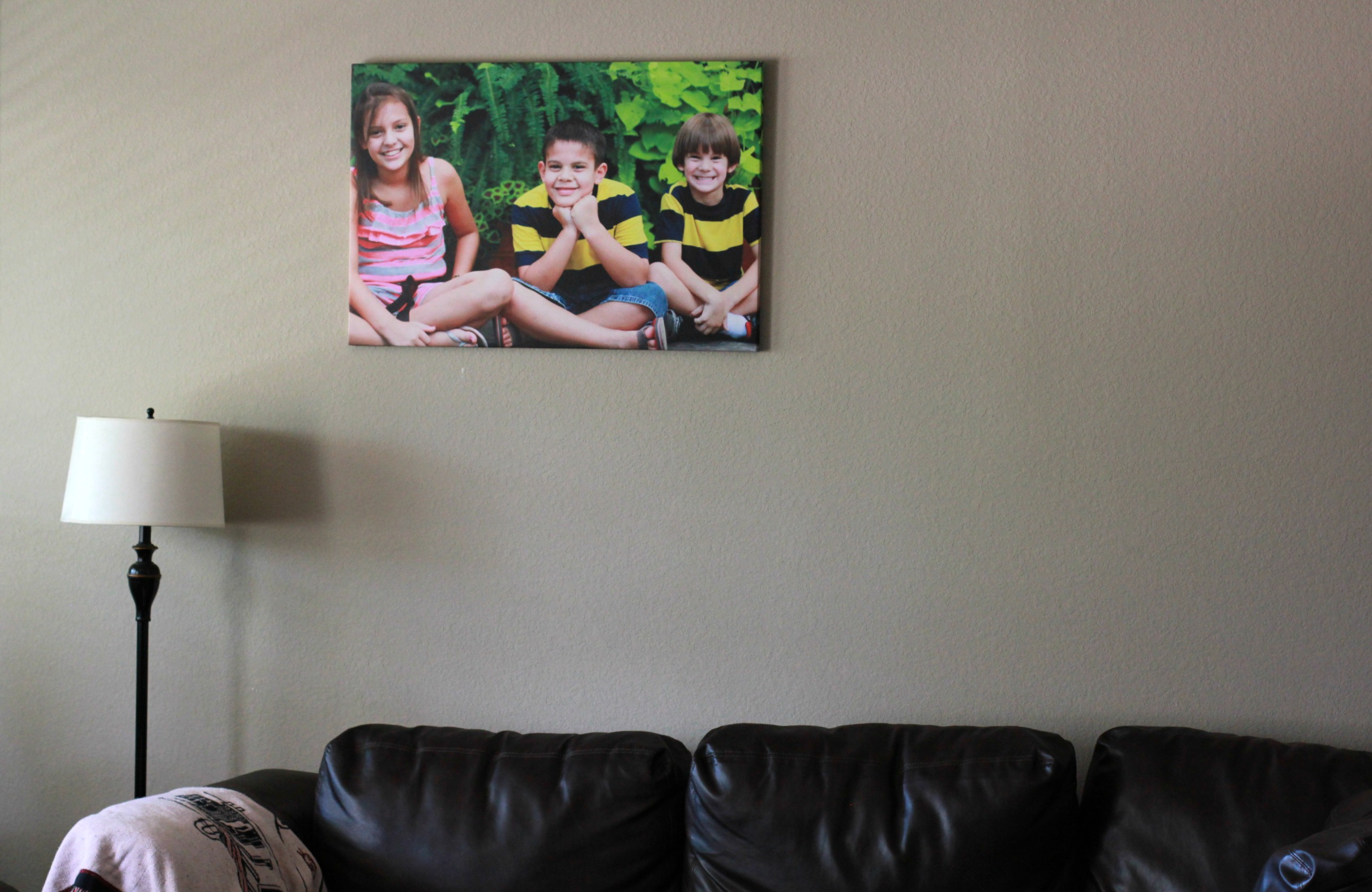 Making Our House a Home, One Picture at a Time | Simply ...