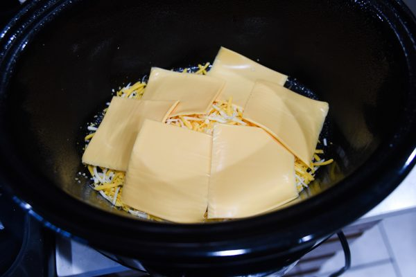 cheese in crock pot