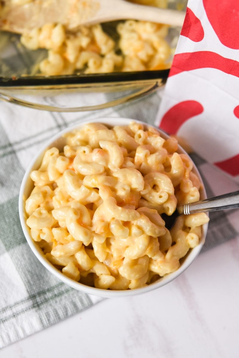 chick fil a mac and cheese