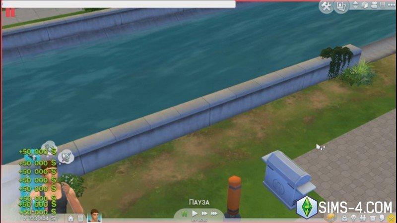 Как сделать в Симс 4 много денег. Sims 4 код на деньги