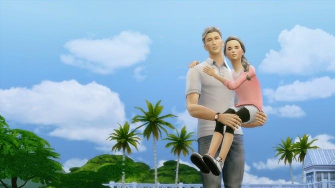 Family Poses At Rusty Nail 187 Sims 4 Updates