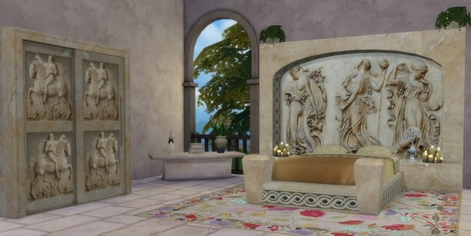 The Roman Collection By The Shed At Sims 4 Studio 187 Sims 4
