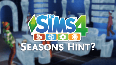 The Sims 4: Possible Seasons Hint Found In Toddlers Update ...