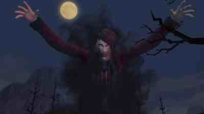 The Sims 4 Vampires Game Pack: New Information Found in Code
