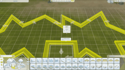 Sims 4 Building Tutorial: Terraforming without the Tools