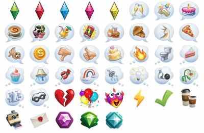The Sims Sticker Pack Now Available on iOS!