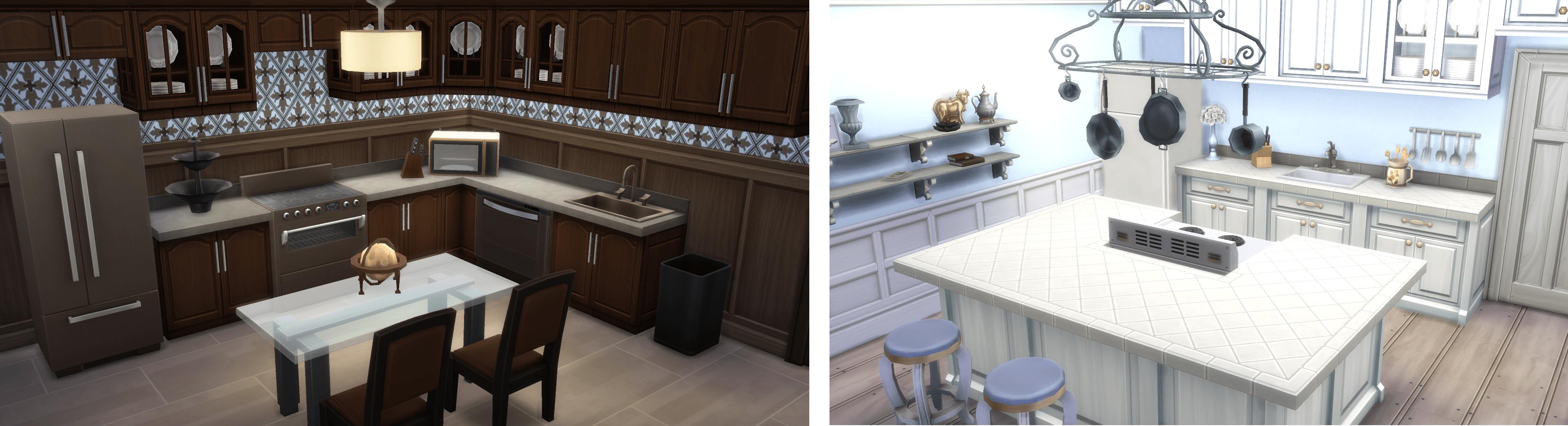 L Shaped Kitchen Design Layout