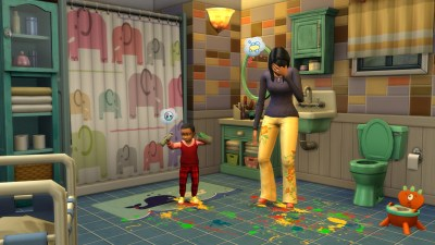 The Sims 4 Parenthood Game Pack: New Renders and ...