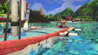 The Sims 4 Island Living: First Look at Gameplay - Sims 4 ...