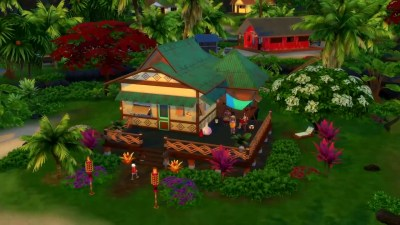 The Sims 4 Island Living: First Look at Gameplay | SimsVIP
