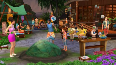 The Sims 4 Island Living: First Screenshots + Game ...