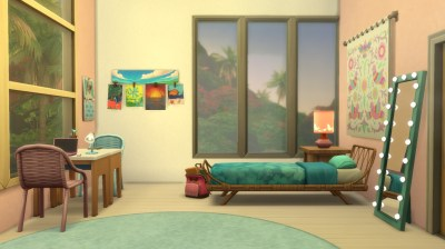 Making the Most of Build Mode in The Sims 4 Island Living ...