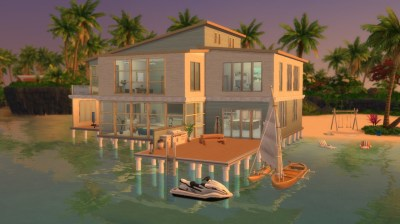 Making the Most of Build Mode in The Sims 4 Island Living ...