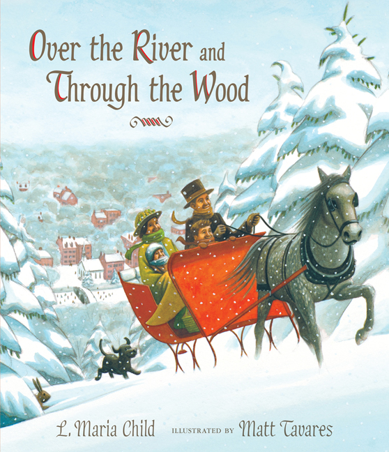 """""""Over the River and Through the Wood"""" A Singable Book ..."""