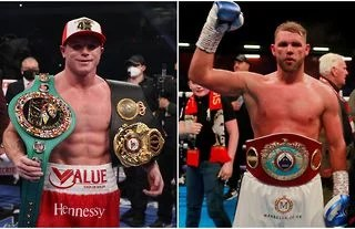 Canelo Alvarez Blasts Back At Billy Joe Saunders And Brands Him A 'loser' |  GiveMeSport