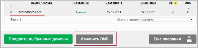prescrire-votre DNS