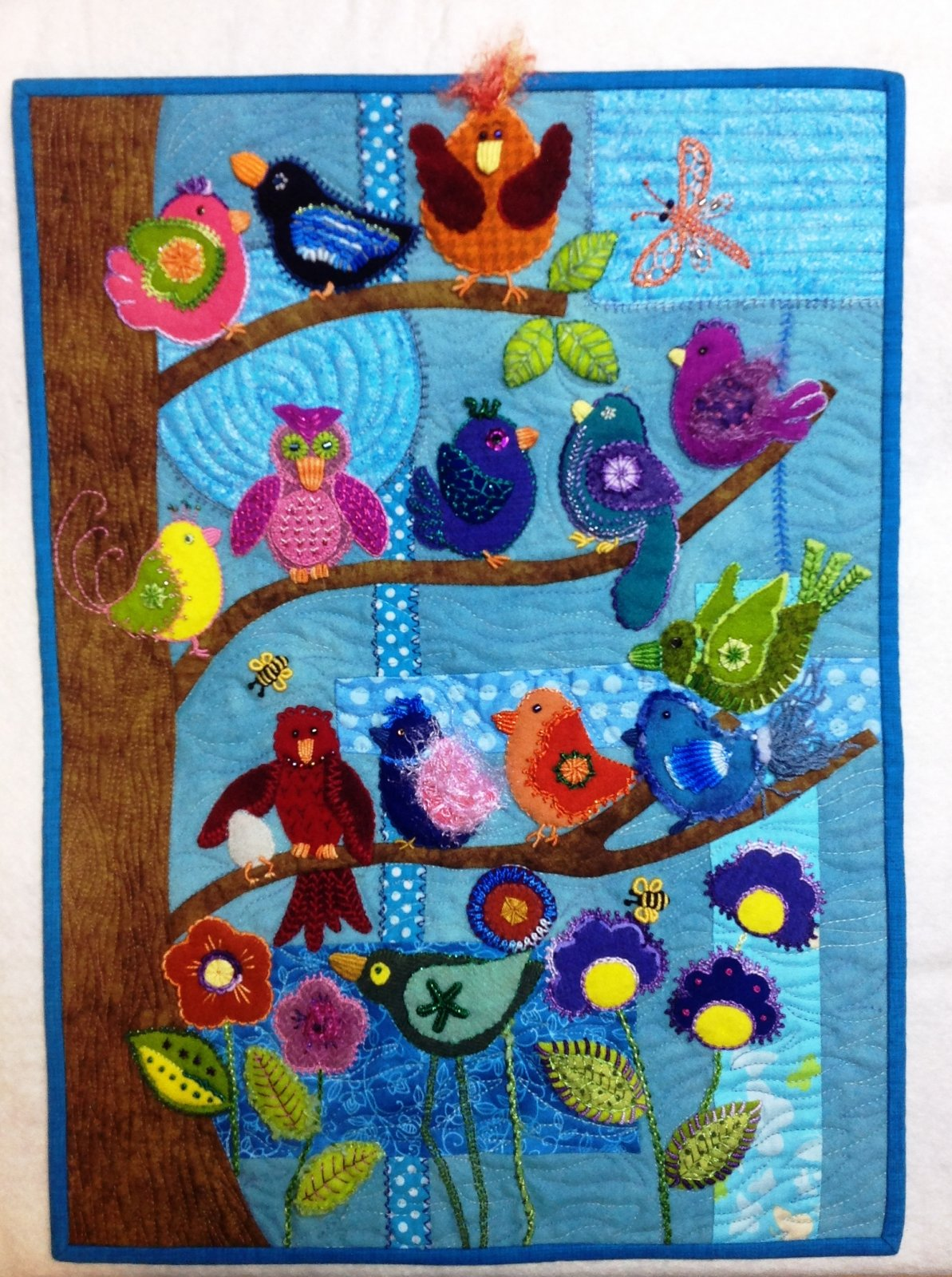 Baby Quilt Patterns Hand Embroidery