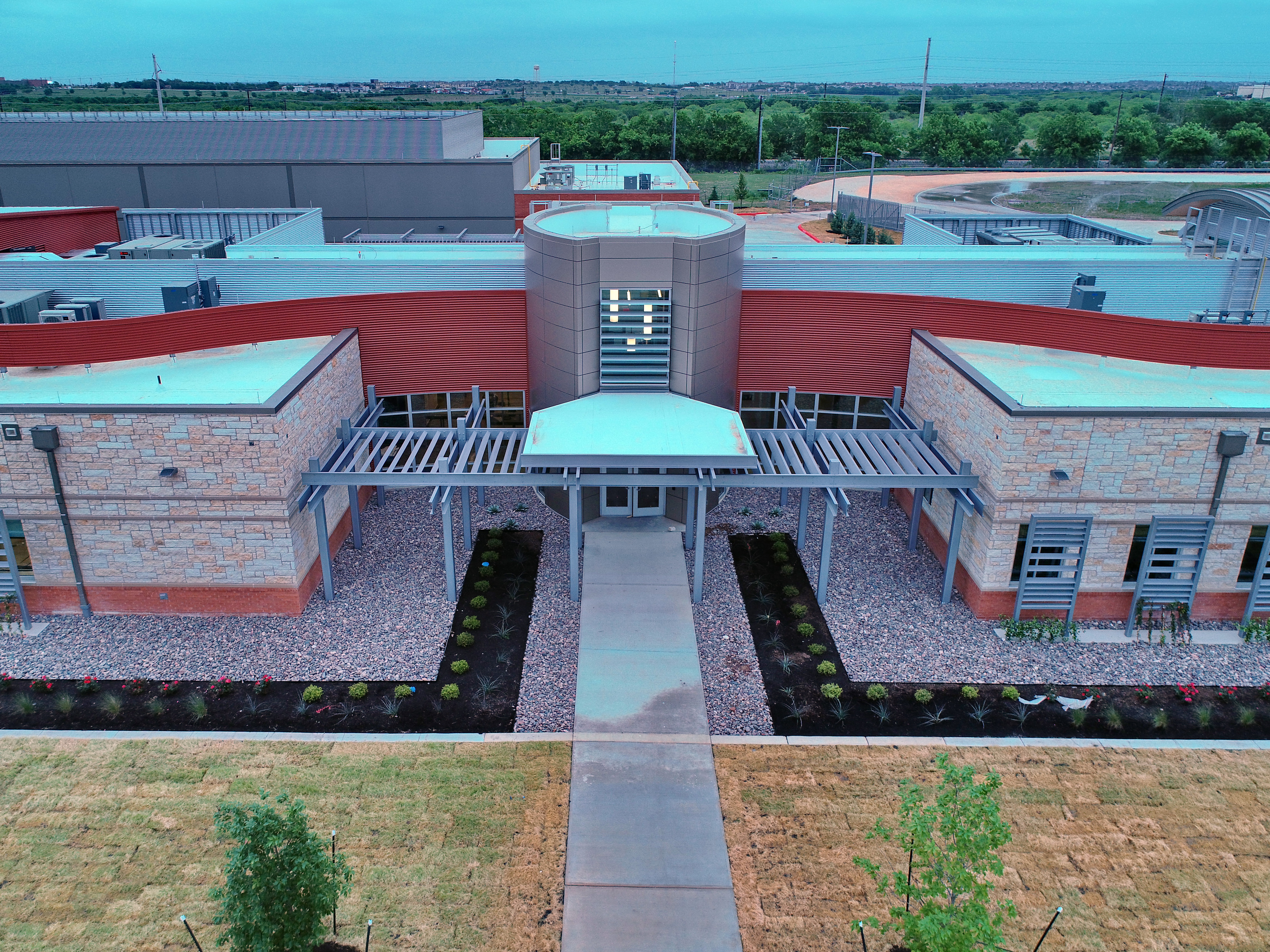 Hays Campus Phase 2: Center Officially Named – ACC Bond ...