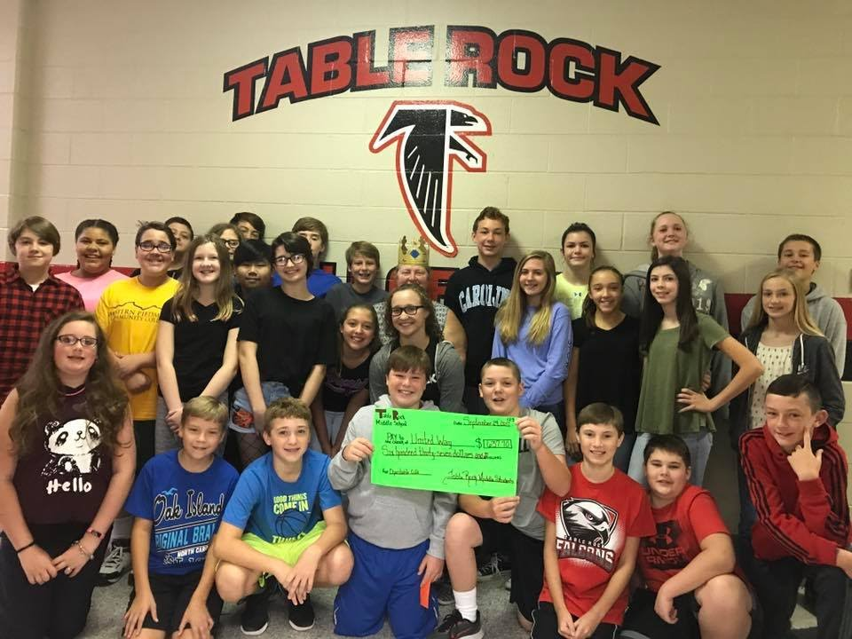 Table Rock Middle School Police