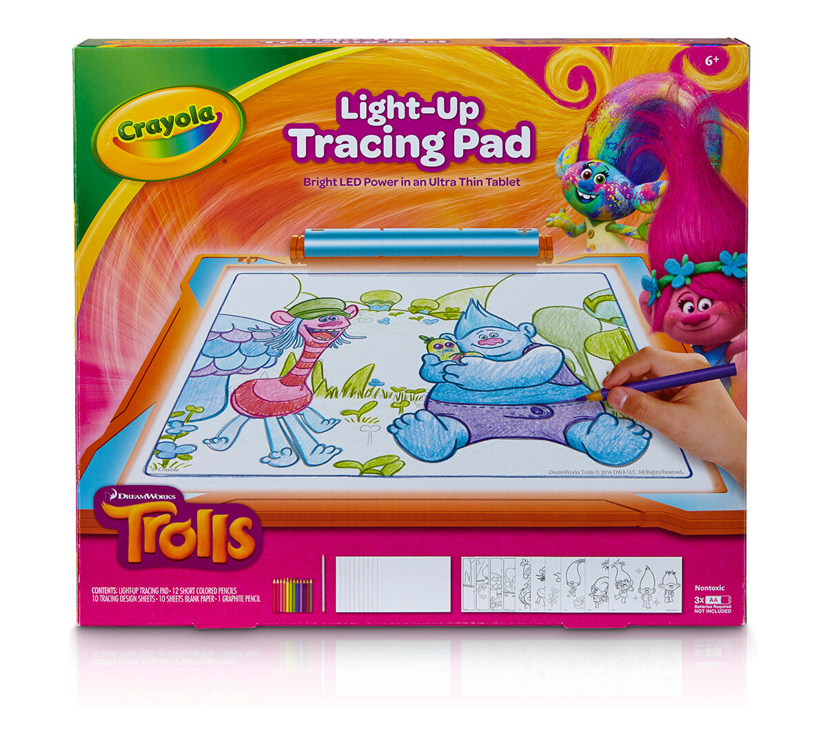 Crayola Light Tracing Pad Pictures
