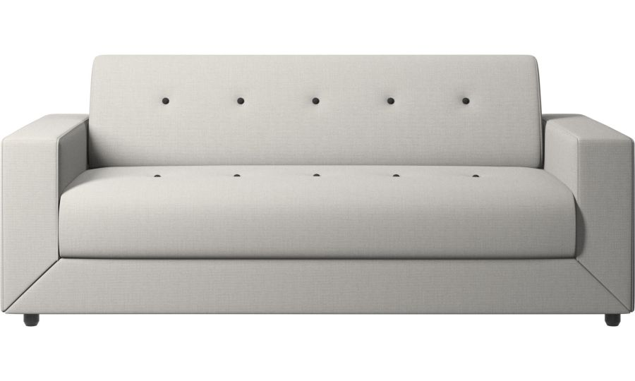 Sofa beds   Quality from BoConcept Designs by Frans Schrofer   Stockholm sofa bed   Gray   Fabric