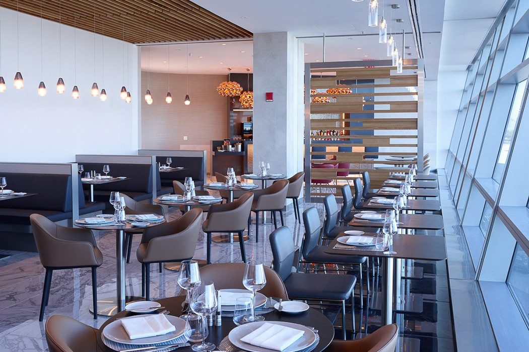 American Airlines Launches Flagship Airport Dining For Top