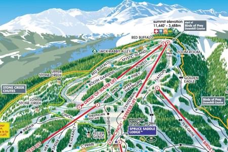 Beaver Creek Mountain Map K Pictures K Pictures Full HQ - Beaver creek ski trail map