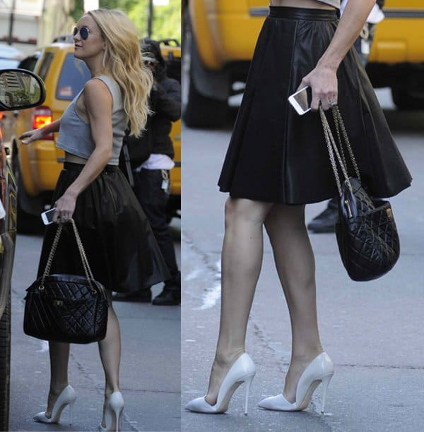 Kate Hudson Running Shoes