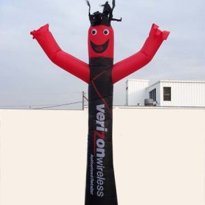 9' Verizon Spectra Airpuppet